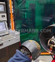 AMI 415 Orbital Welding Power Source with M43 ID weld head