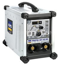 GYS TIG 201 AC/DC Gas Cooled Package