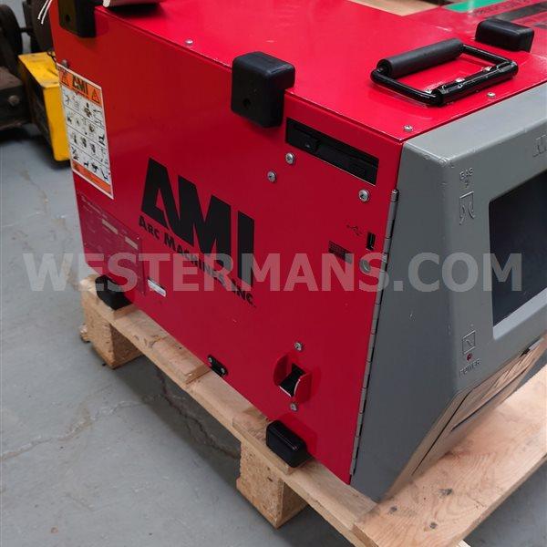 AMI 307 Orbital Tube Power Source for Fusion Butt Welding