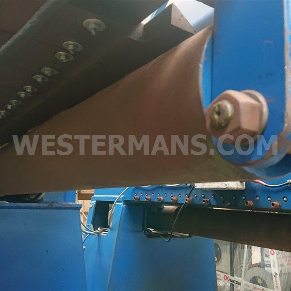 Bode Longitudinal seam welder 900mm