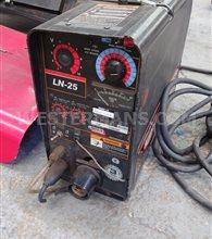 Lincoln LN25 Pro Semi Automatic Wire Feed Unit and LN25