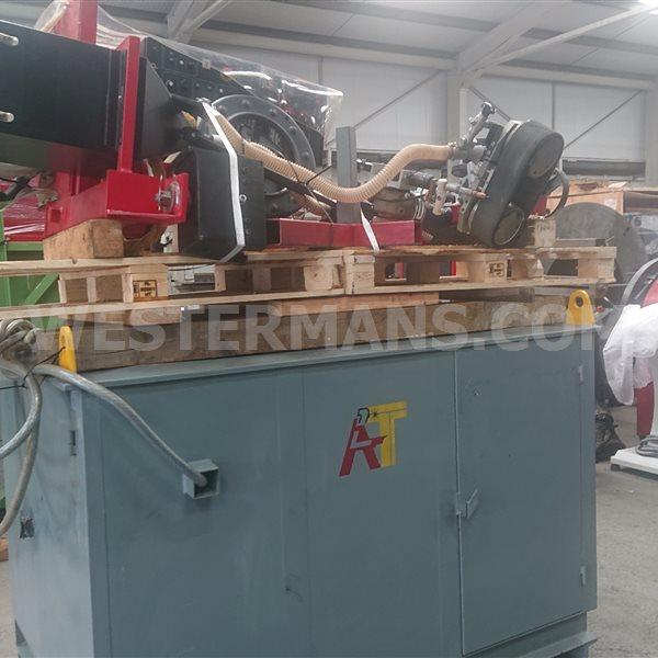 Automatic Girth welder AGW-I/P for tank fabrication