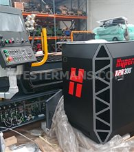 ProArc CNC Hypertherm XPR Plasma & Gas Cutter in stock quick delivery