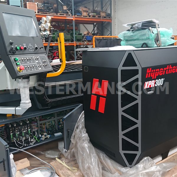 ProArc Hypertherm XPR Plasma & Gas Cutter in stock quick delivery