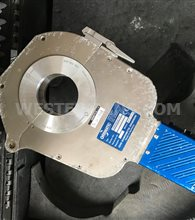 Orbitalum Orbital welding heads open and closed