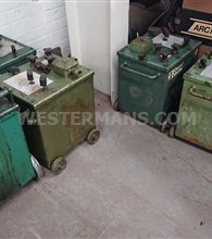Oil Cooled welders 180 300 and bigger in stock 220 volts and 400 volts