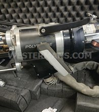 Polysoude P6 with TS 8/75 weld head