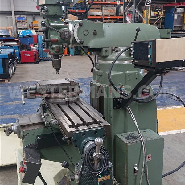 Condor Milling machine
