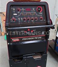 Lincoln  Precision TIG 375 AC/DC Welder