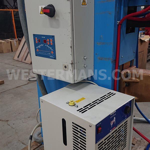British Federal stronghold 50 kVA Spot Welder