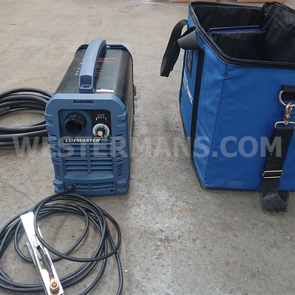 Thermal Cutmaster single phase plasma cutter