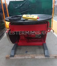 Redrock 1200 kg positioner with hole thru