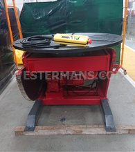 Redrock 1200 kg positioner with hole thru
