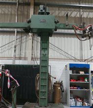 Bode RMB Welding Column and Boom with lincoln head and dc1000