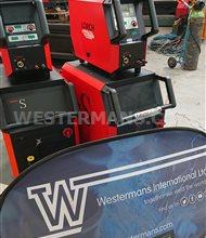 Lorch S5 400 amp speed pulse MIG-MAG welder