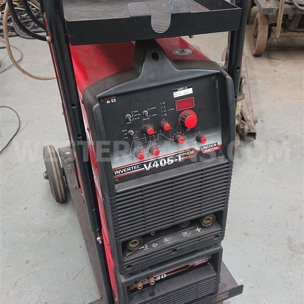 Lincoln  V-405T TIG welding machine
