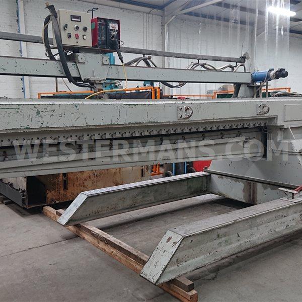 Bode Longitudinal seam welder 3m 132
