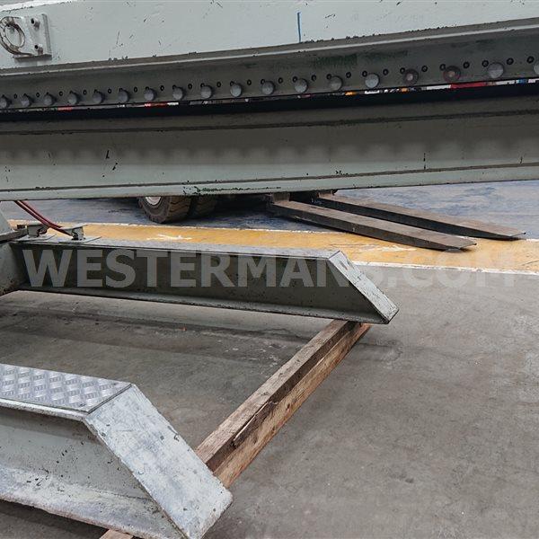 "Bode Longitudinal seam welder 3m 132"""