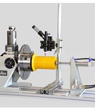 ProArc L Type, 100kg Digital Positioner Automatic Lathe Welding System