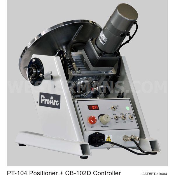 ProArc L Type, 100kg Digital Positioner Automatic Lathe Welding System