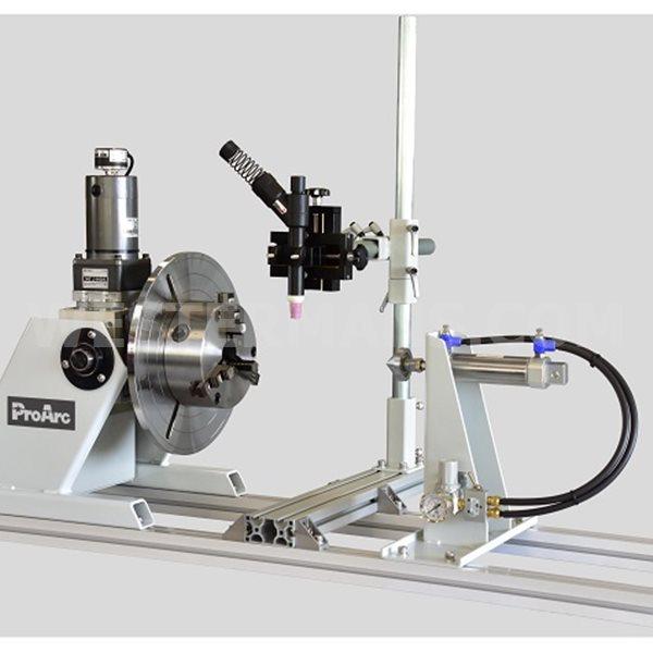 ProArc L Type, 200kg Digital Positioner Automatic Lathe Welding System