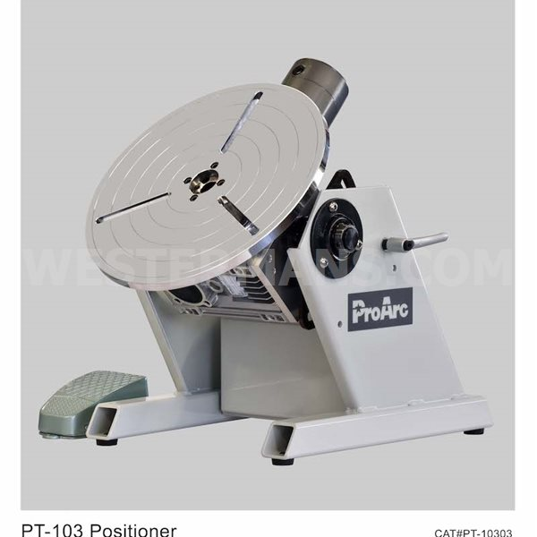 ProArc S Type with 100kg Positioner Automatic Lathe Welding System