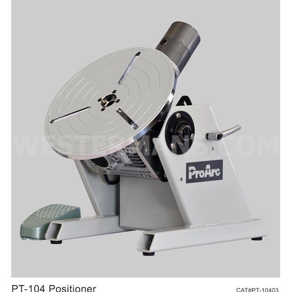 ProArc S Type, 100kg Digital Positioner Automatic Lathe Welding System