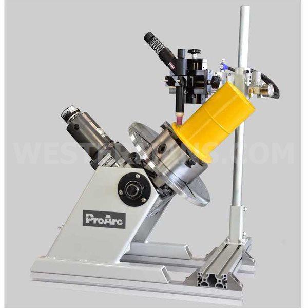 ProArc S Type, 200kg Digital Positioner Automatic Lathe Welding System