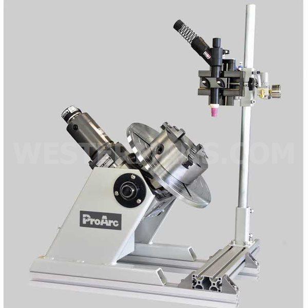 ProArc S Type Fully Automatic Turnkey Lathe Welding System