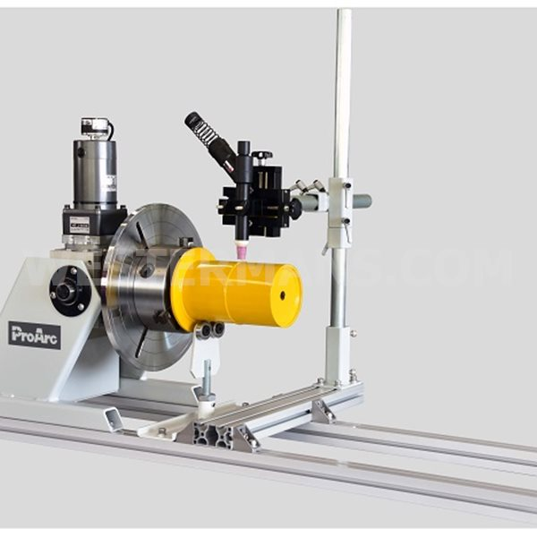 ProArc R Type Fully Automatic Turnkey Lathe Welding System