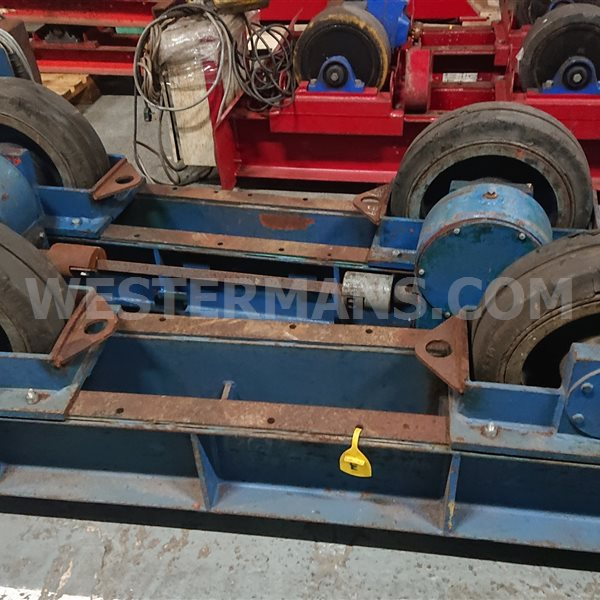 Bode  2/CR/200  Rotators 10 ton