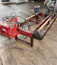 A&N 2 ton pipe rotators powered on bed 700GBP AS IS