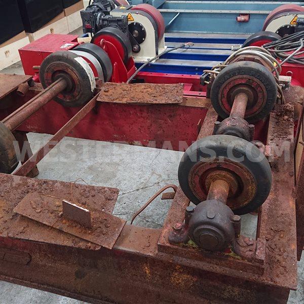 A&N powered Welding Rotators, 1 ton capacity