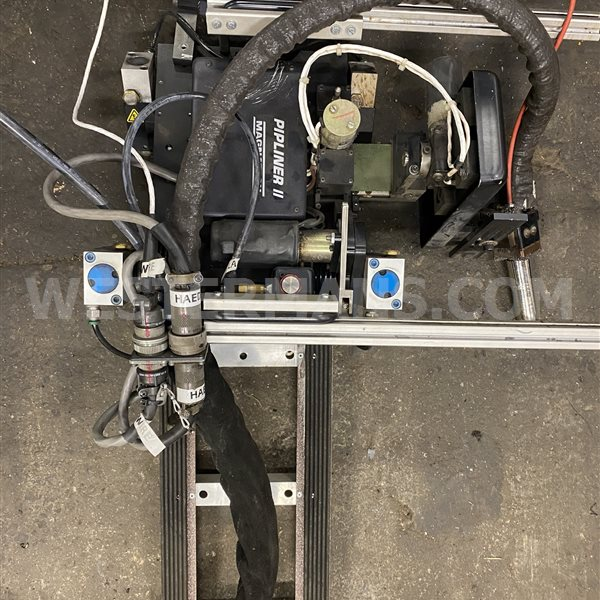 Magnatech Pipeliner 11 609 with Fronius MPS4000