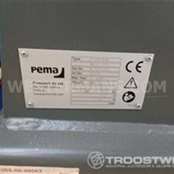 PEMA APS 750 Welding Positioner - As New