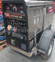 Lincoln Vantage 400 Diesel Welder Generator CE