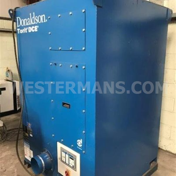 Donaldson DFPRO 3-4 Dust Collector/Fume extractor as new