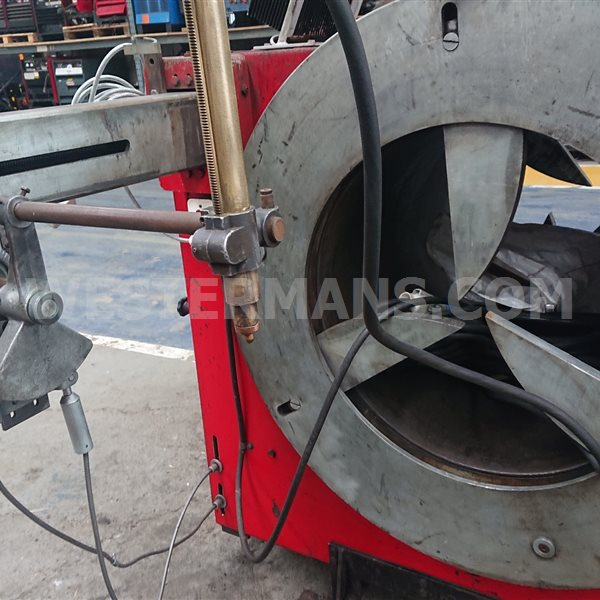 PPE 600mm (24 inch) Pipe Profile Cutting Machine or Welding