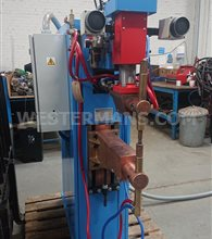 British Federal stronghold 100 kVA Spot Welder