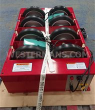 New PR1 pipe rollers 110 or  230v