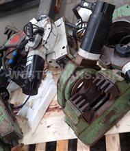 GF RA George Fischer RA 8 Orbital Pipe Cutter also RA4 and RA 6