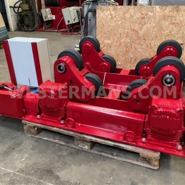 Bode SAR 5 ton 1 powered 1 idler