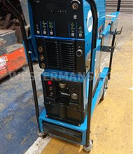 Miller Dynasty 300SD ac/dc TIG welding set