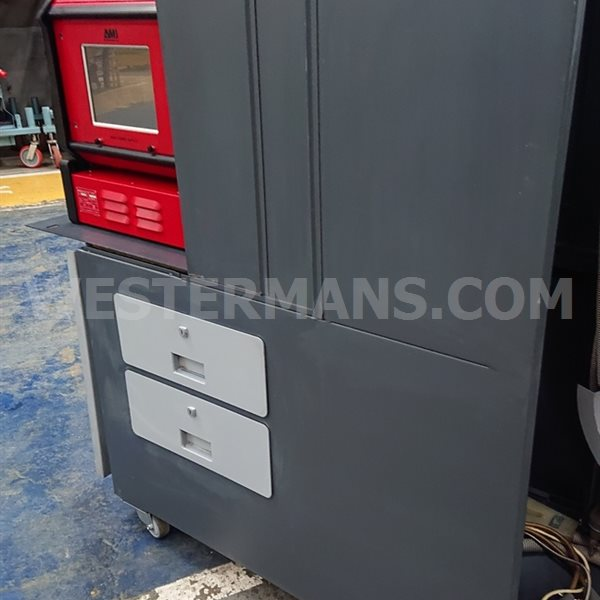 AMI 205 Tube Welding Power Supply with 8-2000