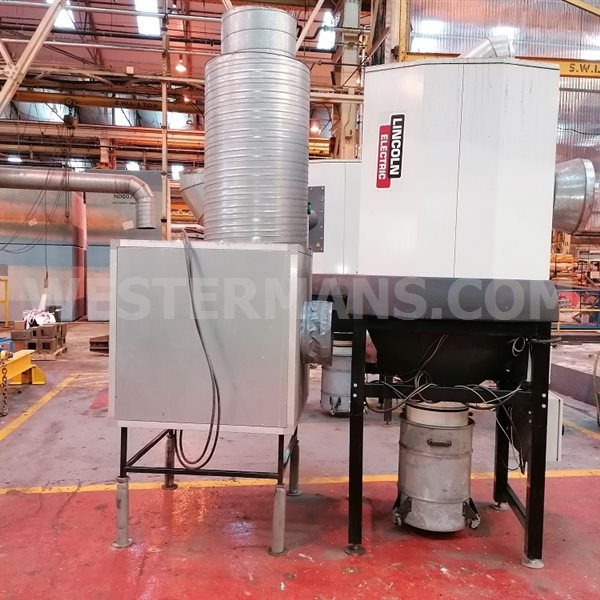 Lincoln Plymovent Statiflex 6000-MS