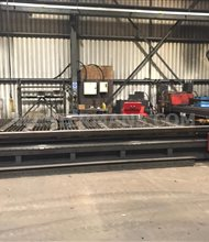 Esprit  Lightning HD CNC plasma with HyPerformance HPR 260