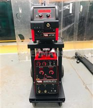 Lincoln STT MIG welder with choice of feed units