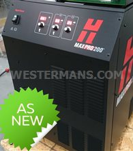 Hypertherm MaxPro 200 Power Supply AS NEW