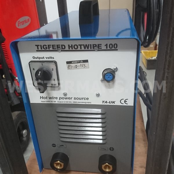Tig Cold Wire Feed Auto with hot wire