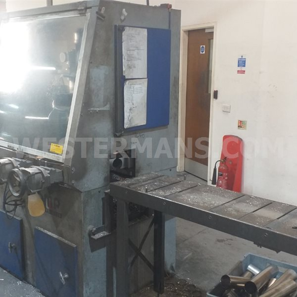 OMP 370PP semi auto saw including shell jaws
